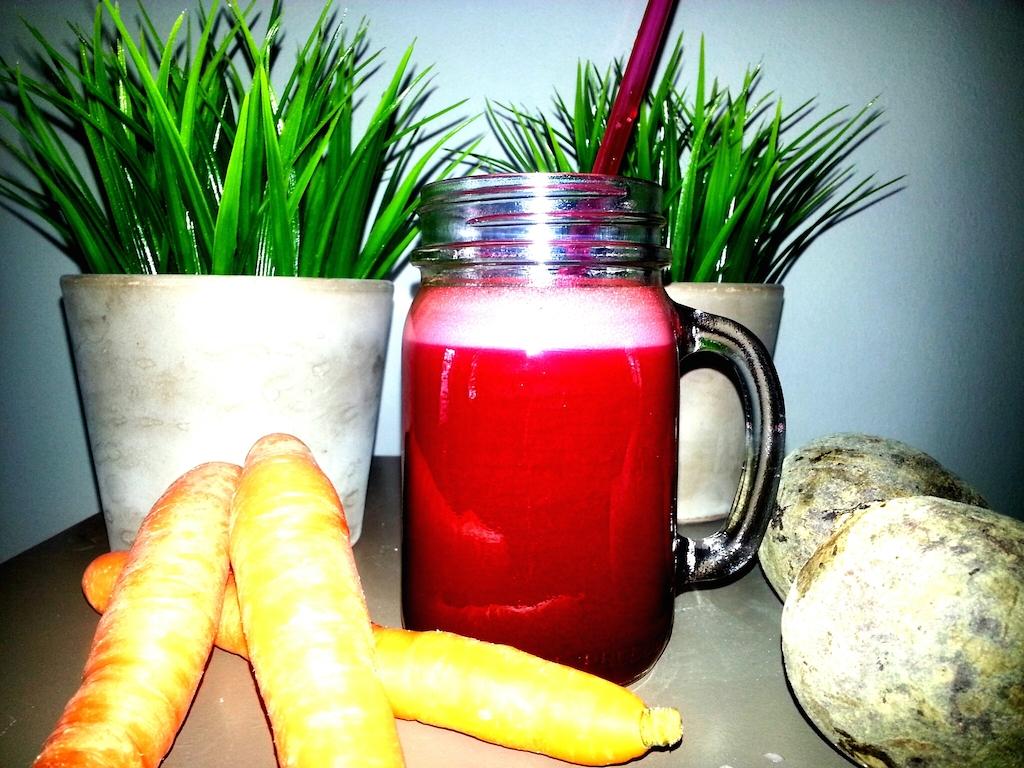 Heartbeat juice
